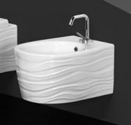Биде Ceramica Ala Wave подвесное