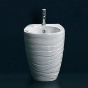 Биде Ceramica Ala Wave напольное
