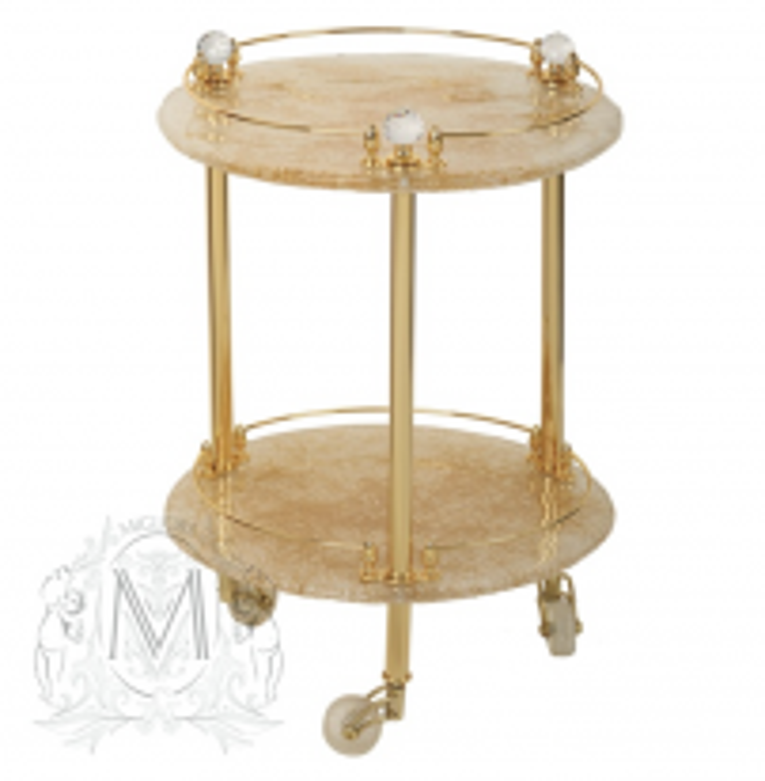 Столик на колесиках Migliore Cristalia ML.CRS-60.249