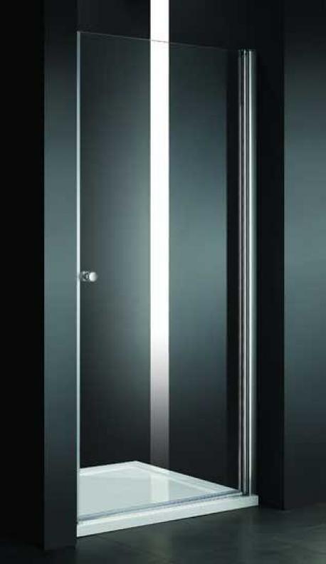 Душевая дверь в проем Cezares ELENA-B-1-60-Cr, профиль-хром