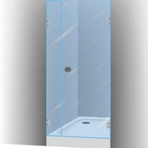 Душевая дверь в проем Riho Scandic S-102 GC74200 160*200 см