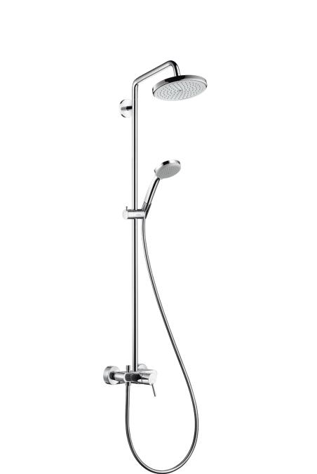 Душевая система Hansgrohe Raindance Showerpipe 27222000 для душа
