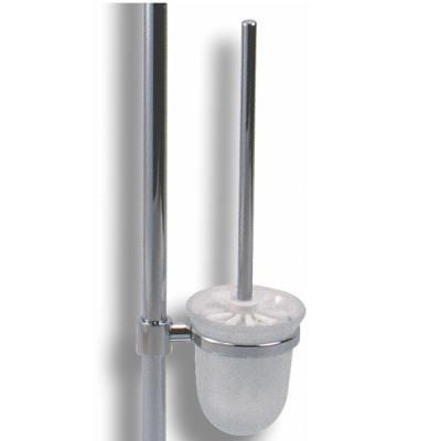 Ершик туалетный Novaservis Novatorre 1, арт. 6133/1.0, для стойки, хром