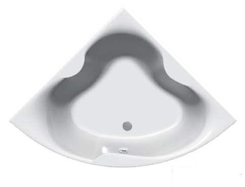 Ванна акриловая Vayer Iryda 150*150 см