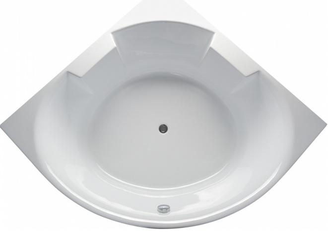 Ванна акриловая Vayer Bryza 140*140 см