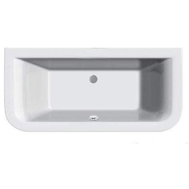 Ванна акриловая Vayer Options BTW 180*85 см