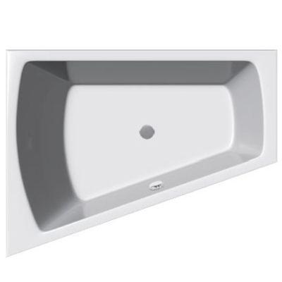 Ванна акриловая Vayer Trinity L/R 170x130 см