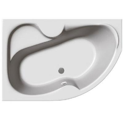 Ванна акриловая Vayer Azalia L/R 160*105 см