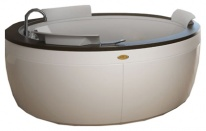 Ванна Jacuzzi NOVA DESIGN Wood, Ø 180*h63 см