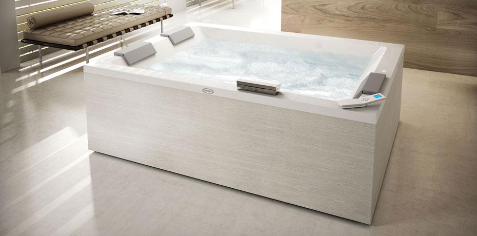 Ванна гидромассажная Jacuzzi Sharp Extra 9H43
