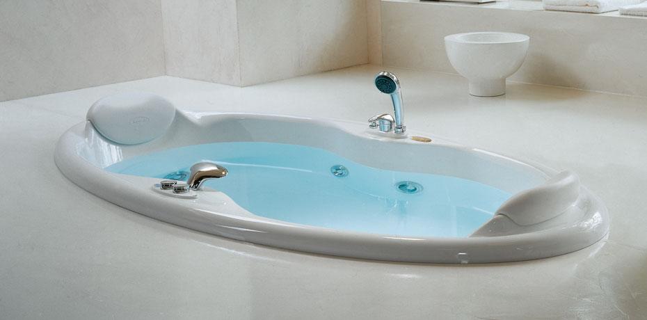 Ванна гидромассажная Jacuzzi Elipsa 9443