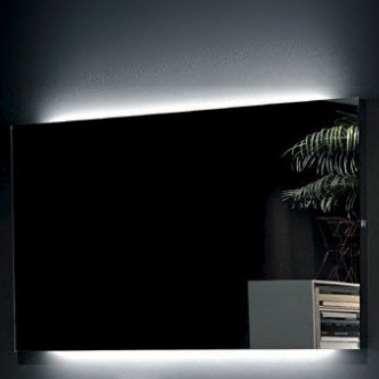 Зеркало Antonio Lupi Flash 75N с подсветкой, 108*75 см