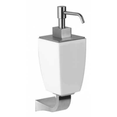 Дозатор жидкого мыла Gessi Mimi 33214/031 с настенным держателем