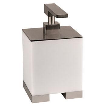 Дозатор жидкого мыла Gessi Rettangolo 20837/031