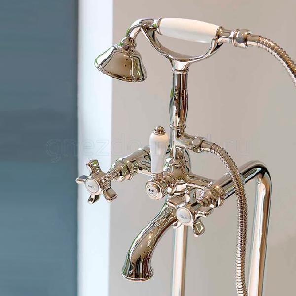 Смеситель Nicolazzi Half Dome 1401 BZ70 для ванны/душа