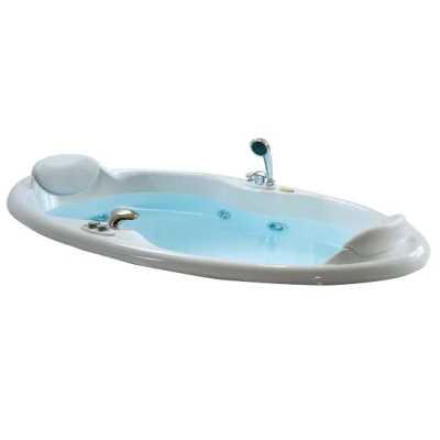 Ванна гидромассажная Jacuzzi Elipsa 9F43-069+9F23-5090