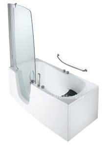 Ванна комбинированная Teuco 382 160*70-80*202