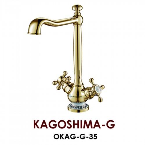 Смеситель Omoikiri Kagoshima-G OKAG-G-35, арт. OKAG-G-35