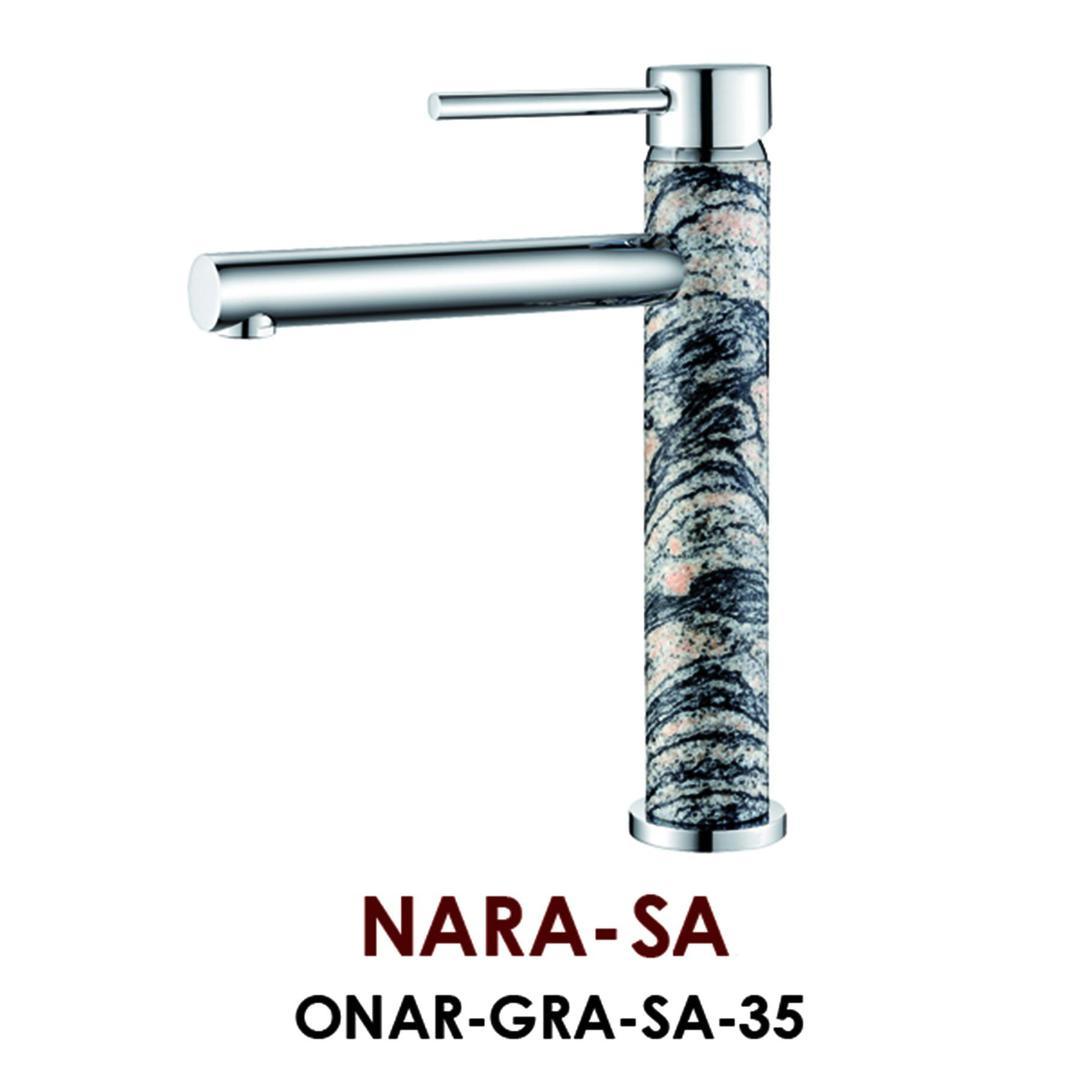 Смеситель Omoikiri Nara-SA ONAR-GRA-SA-35, арт. ONAR-GRA-SA-35