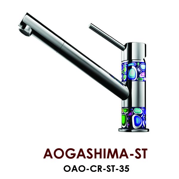 Смеситель Omoikiri Aogashima-ST OAO-CR-ST-35, арт. OAO-CR-ST-35