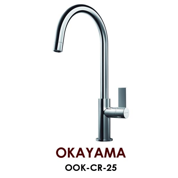 Смеситель Omoikiri Okayama OOK-CR-25, арт. OOK-CR-25