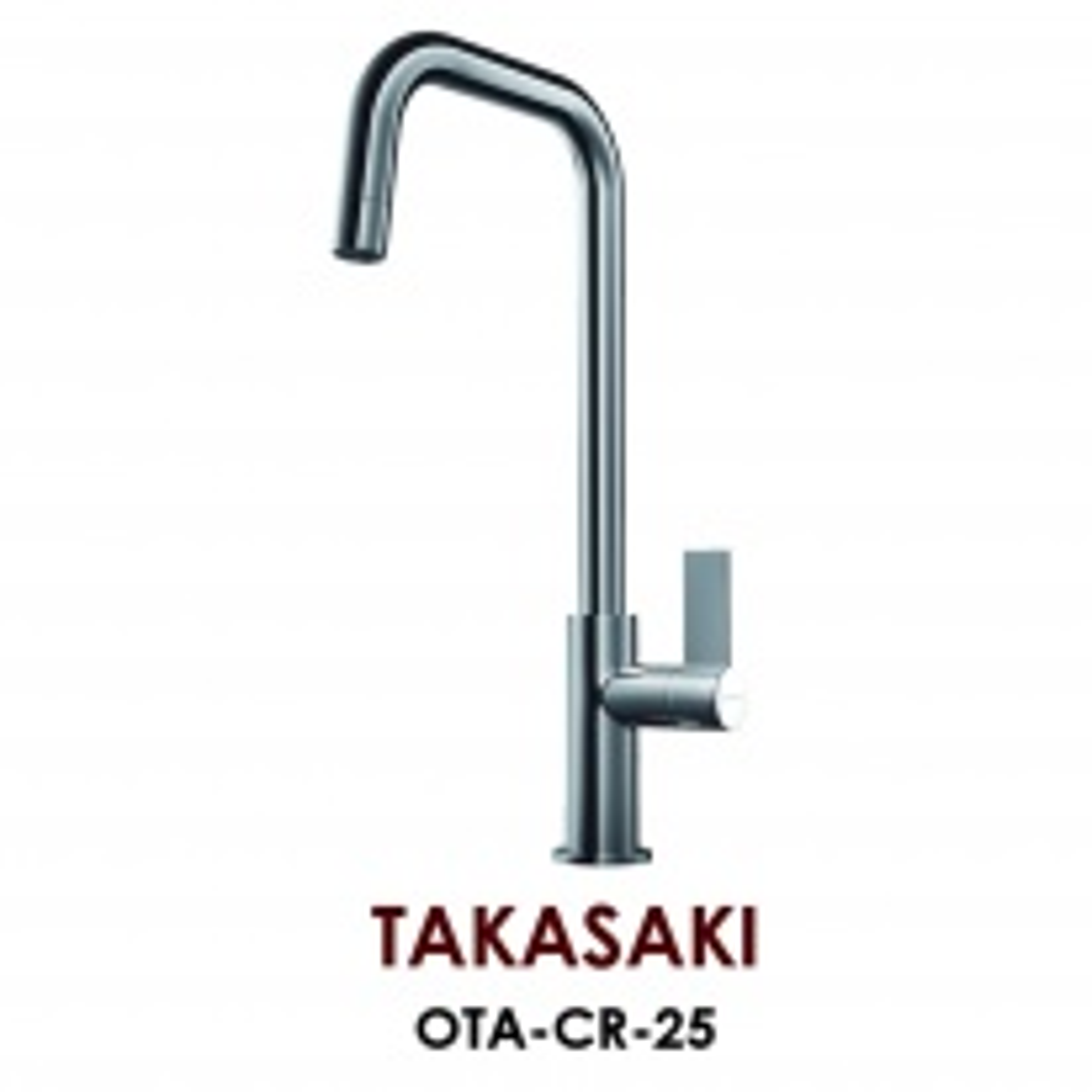 Смеситель Omoikiri Takasaki OTA-CR-25, арт. OTA-CR-25