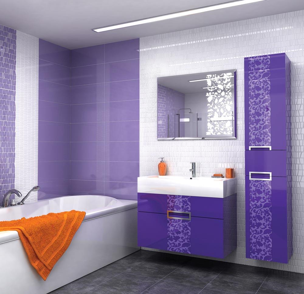 Комплект мебели для ванной Edelform Edel, арт. Edel/Эдель 77
