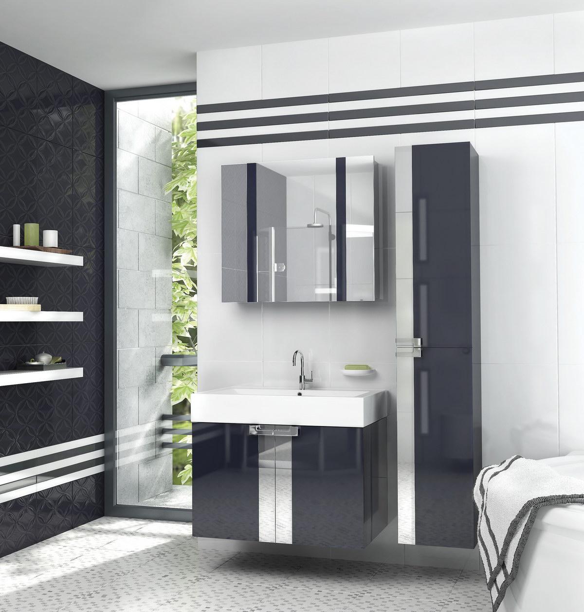 Комплект мебели для ванной Edelform Fresh, арт. Fresh/Фреш 60
