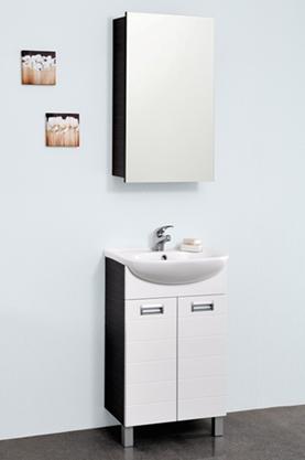 Комплект мебели для ванной Aqualife Design Бостон 50