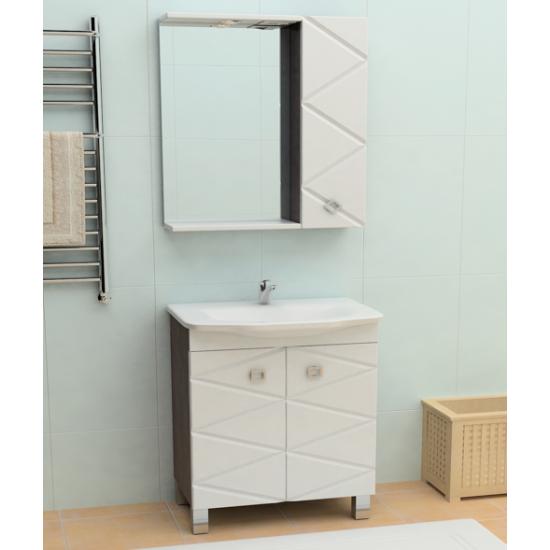 Комплект мебели для ванной Aqualife Design Чикаго 50