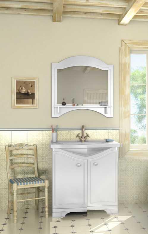 Комплект мебели для ванной Aqualife Design Лион 90