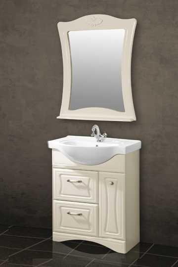 Комплект мебели для ванной Aqualife Design Женева 80