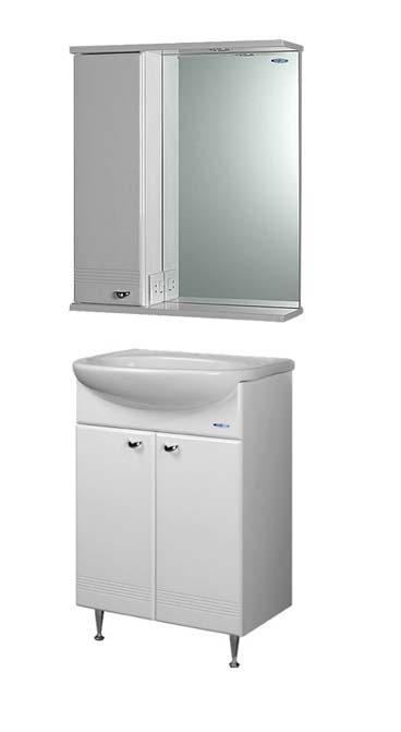 Мебель для ванной комнаты Aqualife Design Астурия 45