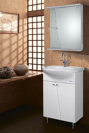 Комплект мебели для ванной Aqualife Design Астра