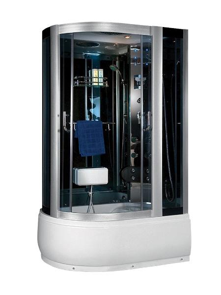 Душевая кабина Luxus L/R 520 80*120 см