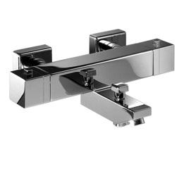 Смеситель термостатический для ванны Kaja A-Quadrat 34810-C