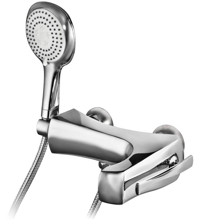 Смеситель Gattoni Icarus 4300COcr для ванны/душа