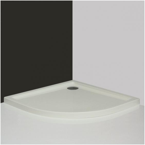 Душевой поддон Roltechnik Flat Round 8000117, 100*100 см, R550