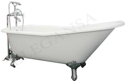 """Чугунная ванна Elegansa """"Schale"""" 170х75"""