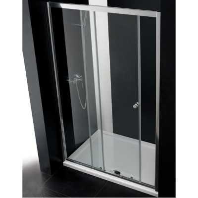 Душевая дверь в проем Cezares ANIMA-W-BF-1-120-Cr, профиль-хром