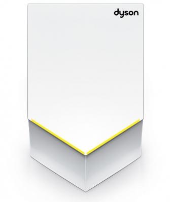 Сушилка для рук Dyson Airblade V HU02, белая