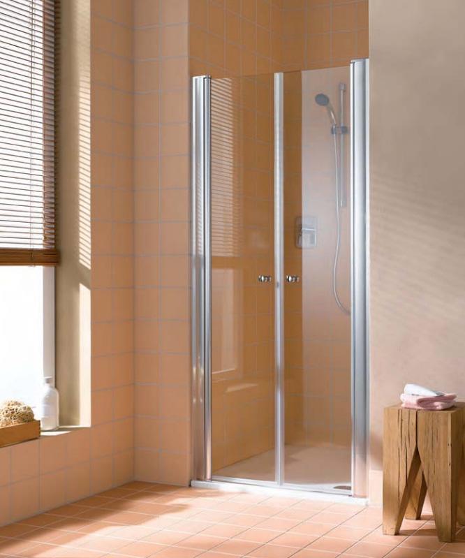 Душевая дверь Kermi Atea AT PTD 09018VAK, 90*185 см