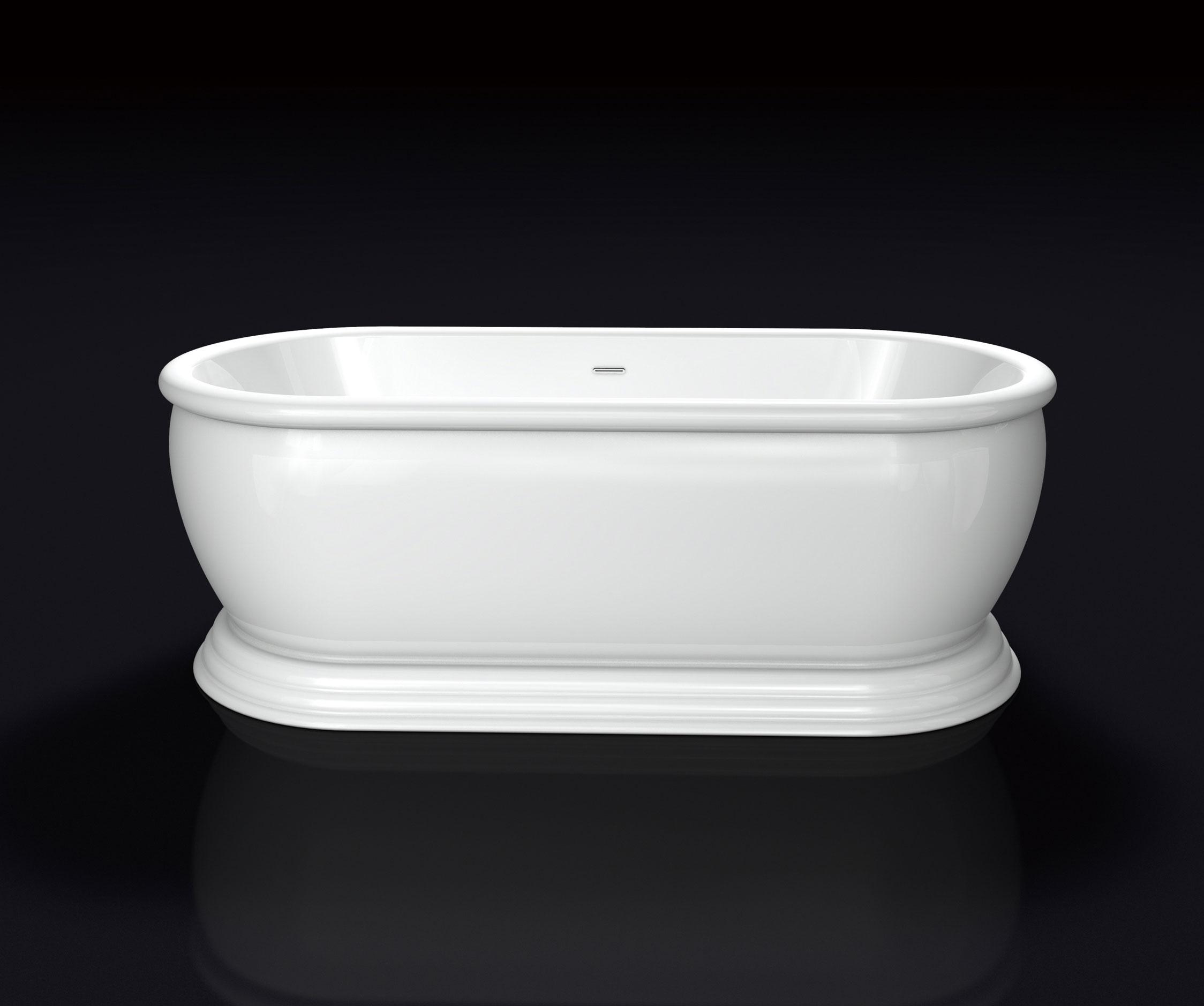 Ванна акриловая BelBagno BB03