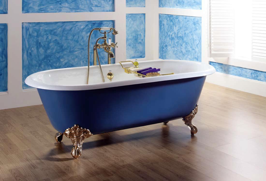 Чугунная ванна Recor Dual 170x78