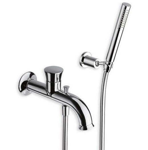 Смеситель Cristina Rubinetterie Fontana FN10151 для ванны и душа