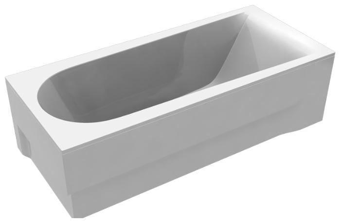 Ванна акриловая Vayer Boomerang 180.080.045.1-1.0.0, 180*80 см