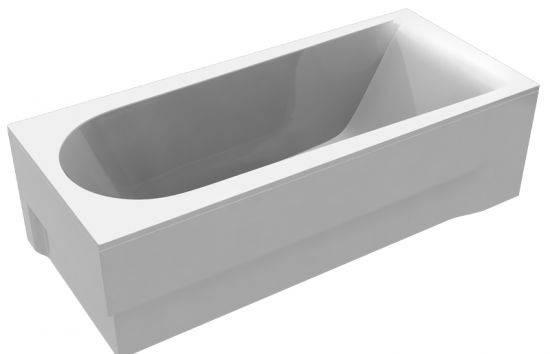Ванна акриловая Vayer Boomerang арт.160.070.045.1-1.0.0.0, 160*70 см