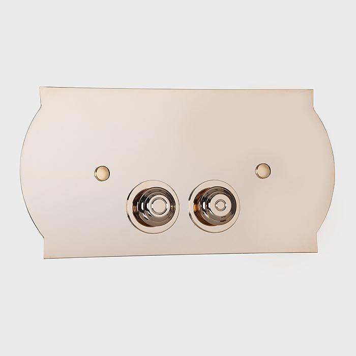 Клавиша Tiffany World арт. TW300.4gold светлое золото