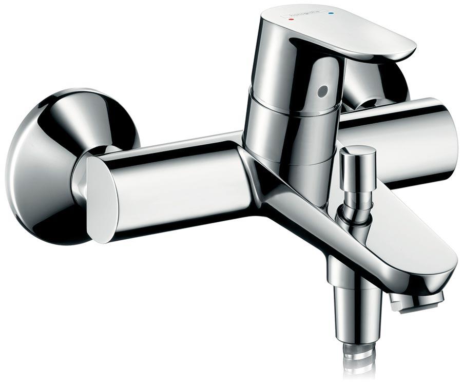 Смеситель Hansgrohe Focus Е2 3194000 для ванны и душа