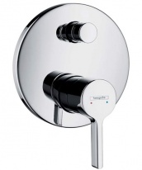 Смеситель Hansgrohe Metris S 31465 для ванны и душа внешняя часть